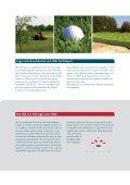 U wilt het liefst dat uw golfbaan er altijd verzorgd bij ligt, zonder dat u ... - Page 3