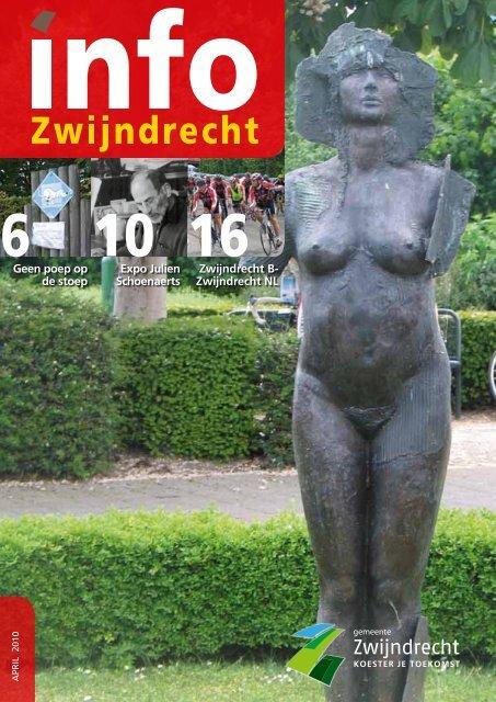 Geen poep op de stoep Expo Julien Schoenaerts Zwijndrecht B ...