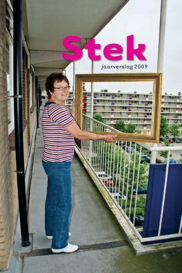 Stekjaarverslag 2009 - Stek wonen
