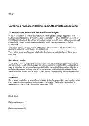 Bilag 2.0.4 (allle) - Københavns Kommune