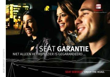 Garantiebepalingen SEAT - NOORDHOEK DEN BOSCH