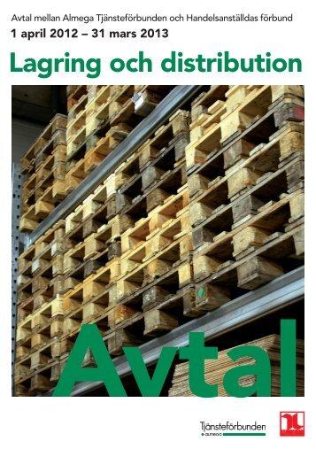 Lagring och distribution - Handelsanställdas förbund