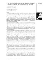 ÖSTERRIKE - Pedagogiska Resurser