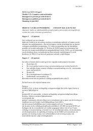 NEVI 2 en NEVI 2 Expert Module V22: Complexe ... - NEVI Examens