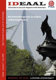 ideaal juni 2005.pdf - PvdA Rotterdam