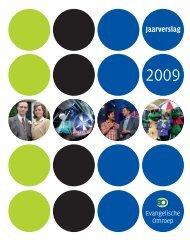 Jaarverslag 2009 - Evangelische Omroep