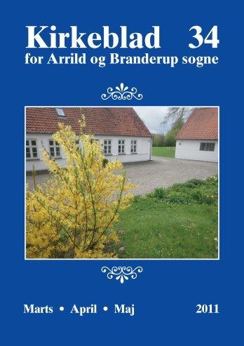 Kirkeblad 34 - Branderup