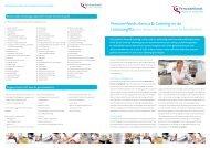 Pensioenfonds Horeca & Catering - Pensioenfederatie