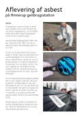 Aflevering af asbest - Favrskov Kommune - Page 2