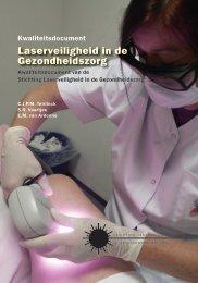 Risicoprofiel Laserveiligheid in de Gezondheidszorg - Stichting ...