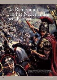 DDe Rembrandt van het Nederlandse beeldverhaal - Julius de Goede