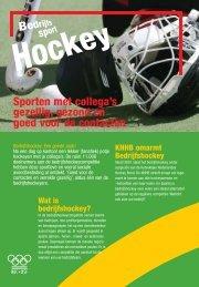 Sporten met collega's gezellig, gezond en goed voor de ... - Hgc
