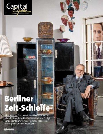 Berliner Zeit-Schleife - misstype