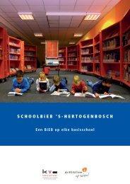 SchoolBiEB 's-Hertogenbosch - Sectorinstituut Openbare Bibliotheken