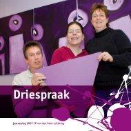Interview - J.P. van den Bent Stichting