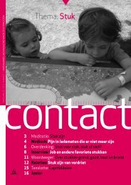 Contact 03-12 - Kerkgenootschap der Zevende-dags Adventisten