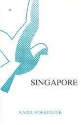 SINGAPORE - Stromen van Kracht