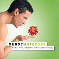 Katalog - MenschMikrobe