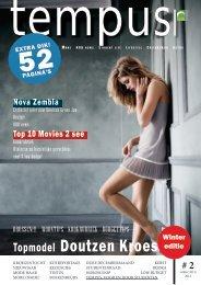 2de editie TEMPUS.indd - Hogeschool-Universiteit Brussel