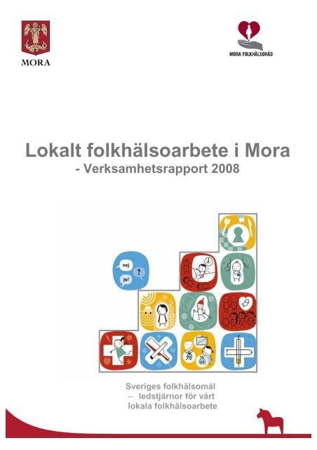 Lokalt folkhälsoarbete i Mora - Mora Kommun
