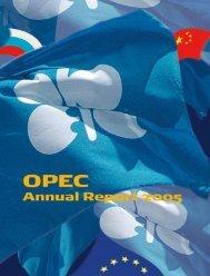 2005 - OPEC