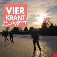 Vierkrant nr 1 2012 - Wijkplatform Schuytgraaf