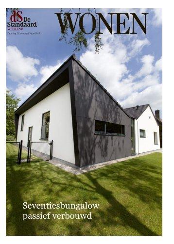 De Standaard - Architect Lieselotte Steurbaut