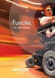 Functie van de rolstoel - Permobil