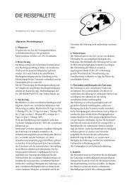 Seite 1 von 3 Allgemeine Mietbedingungen 1. Mietpreise Es gelten ...
