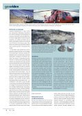 Mineralske råstoffer miljø i Grønland - Geocenter København - Page 6