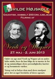 Verdi og Wagner - Tisvilde Højskole