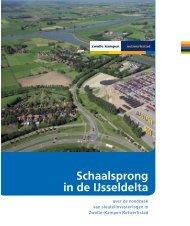 Schaalsprong in de IJsseldelta - Zwolle Kampen Netwerkstad