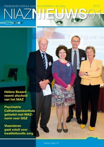 NIAZ Nieuws - Bureau Lorient Communicatie