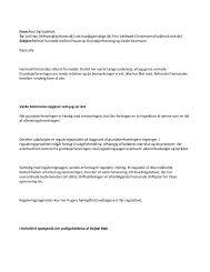 Bilag 1175.02 Referat fra møde mellem Houstrup ... - Varde Kommune
