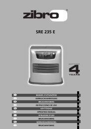 SRE 235 E - PVG Support