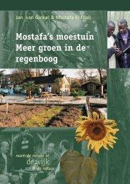 Mostafa's moestuin Meer groen in de regenboog - Movisie