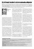 EU må træde i EU må træde i karakter for de ... - Radikale Venstre - Page 2