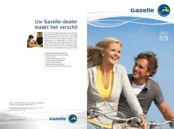 Uw Gazelle-dealer maakt het verschil - De Groot Tweewielers
