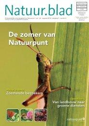 Natuurblad 2010-02.indd - Natuurpunt