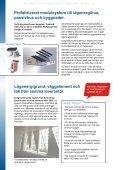 Bygg enkelt, snabbt och flexibelt med Novasip. - Kenpo Sandwich AB - Page 2