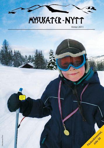 Vinter 2011 - Mysuseter Vel