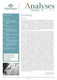 Analyses Monthly - juni 2013 - Puilaetco