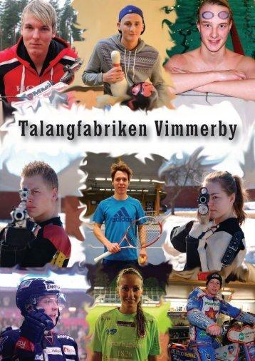 Talangfabriken Vimmerby (3,75 MB) - Vimmerby Kommun