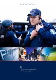 Vuosikirja 2009/2010 - Poliisiammattikorkeakoulu