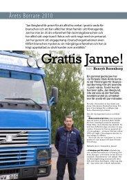 Grattis Janne! - Jannes Brunnsborrning AB