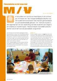 Pabostudenten en het jonge kind - ThiemeMeulenhoff