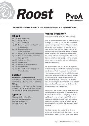 weer downloaden - PvdA Amsterdam