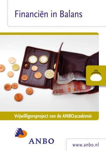 Financiën in Balans - Anbo