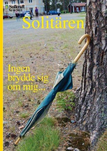 Solitären nr 6, 2011 (pdf, nytt fönster) - Skellefteå kommun