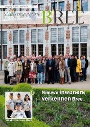 Stadsmagazine Juni 2012 - Stad Bree